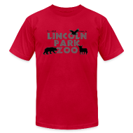 T-Shirts ~ Men's T-Shirt by American Apparel ~ Lincoln Park Zoo