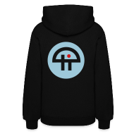 Hoodies ~ Women's Hooded Sweatshirt ~ Women's Hoodie (Two-Sided)