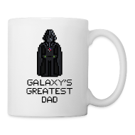 Bottles & Mugs ~ Coffee/Tea Mug ~ Greatest Dad Mug