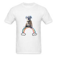 T-Shirts ~ Men's Standard Weight T-Shirt ~ Chompo's In Rainbowland ADULT