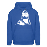 Hoodies ~ Men's Hooded Sweatshirt ~ Mother Teresa Hoodie