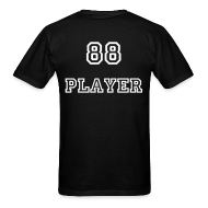 T-Shirts ~ Men's Standard Weight T-Shirt ~ 88 Player