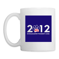 Bottles & Mugs ~ Coffee/Tea Mug ~ Official Dogs Against Romney