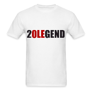 T-Shirts ~ Men's Standard Weight T-Shirt ~ 20legend