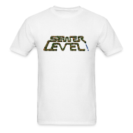 T-Shirts ~ Men's Standard Weight T-Shirt ~ Sewer Level White