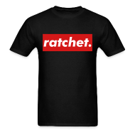 T-Shirts ~ Men's Standard Weight T-Shirt ~ Ratchet