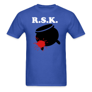 T-Shirts ~ Men's Standard Weight T-Shirt ~ R.S.K.