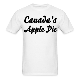 Men's - Canada's Apple Pie ~ 351