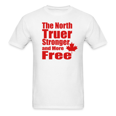 Truer North, Stronger and more Free
