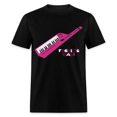 Keytar - Fucking Rad T-Shirts