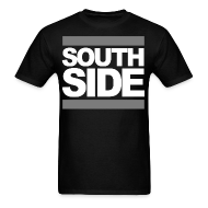 T-Shirts ~ Men's Standard Weight T-Shirt ~ Chicago South Side Shirt