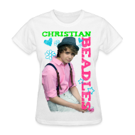 Women's T-Shirts ~ Women's Standard Weight T-Shirt ~ Christian Beadles Photo