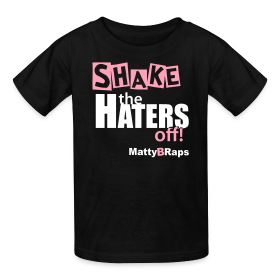 Image shake the haters off mattyb download