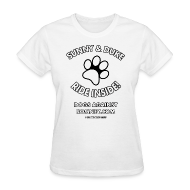 Women's T-Shirts ~ Women's T-Shirt ~ Official Dogs Against Romney