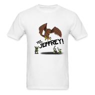 T-Shirts ~ Men's Standard Weight T-Shirt ~ Jeffrey Manshirt