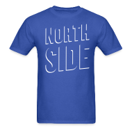 T-Shirts ~ Men's Standard Weight T-Shirt ~ Cubs North Side Shirt