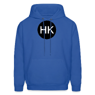 Hoodies ~ Men's Hooded Sweatshirt ~ HK Hood