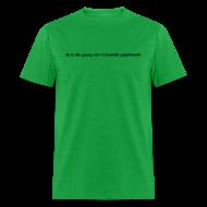 T-Shirts ~ Men's T-Shirt ~ Afrikaans
