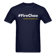 T-Shirts ~ Men's Standard Weight T-Shirt ~ Fire Chao