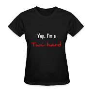 Women's T-Shirts ~ Women's Standard Weight T-Shirt ~ Twihard