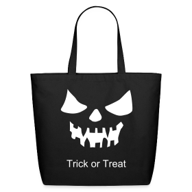 Trick or Treat Bag - Dual graphic sided ~ 0