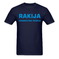 T-Shirts ~ Men's Standard Weight T-Shirt ~ RAKIJA connecting people Croatia