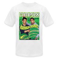 T-Shirts ~ Men's T-Shirt by American Apparel ~ Harold and Kumar