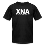 Bentonville XNA Arkansas airport code fitted T-Shirt