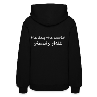 Hoodies ~ Women's Hooded Sweatshirt ~ 11.21.08