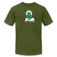 T-Shirts ~ Men's T-Shirt by American Apparel ~ Reptoid Royals [reptoid]