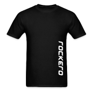T-Shirts ~ Men's Standard Weight T-Shirt ~ Men's Blk Rockero Style T