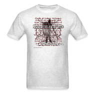 T-Shirts ~ Men's T-Shirt ~ Armor of God, Cool Christian T-Shirts, Ephesians