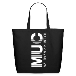 Munich Airport Code Germany MUC Tote Bag