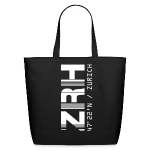 Zurich Airport Code ZRH Switzerland Tote Bag