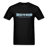 T-Shirts ~ Men's Standard Weight T-Shirt ~ Retro Gamer