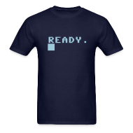 T-Shirts ~ Men's Standard Weight T-Shirt ~ Ready.