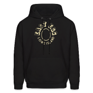 Hoodies ~ Men's Hooded Sweatshirt ~ East Egg Long Island