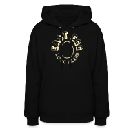 Hoodies ~ Women's Hooded Sweatshirt ~ East Egg Long Island