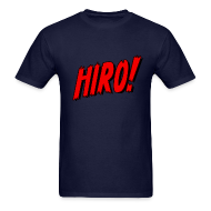 T-Shirts ~ Men's Standard Weight T-Shirt ~ Hiro! 9th Wonders