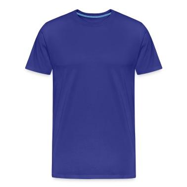 Royal blue tigers T-Shirts