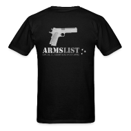 T-Shirts ~ Men's Standard Weight T-Shirt ~ ARMSLIST 1911