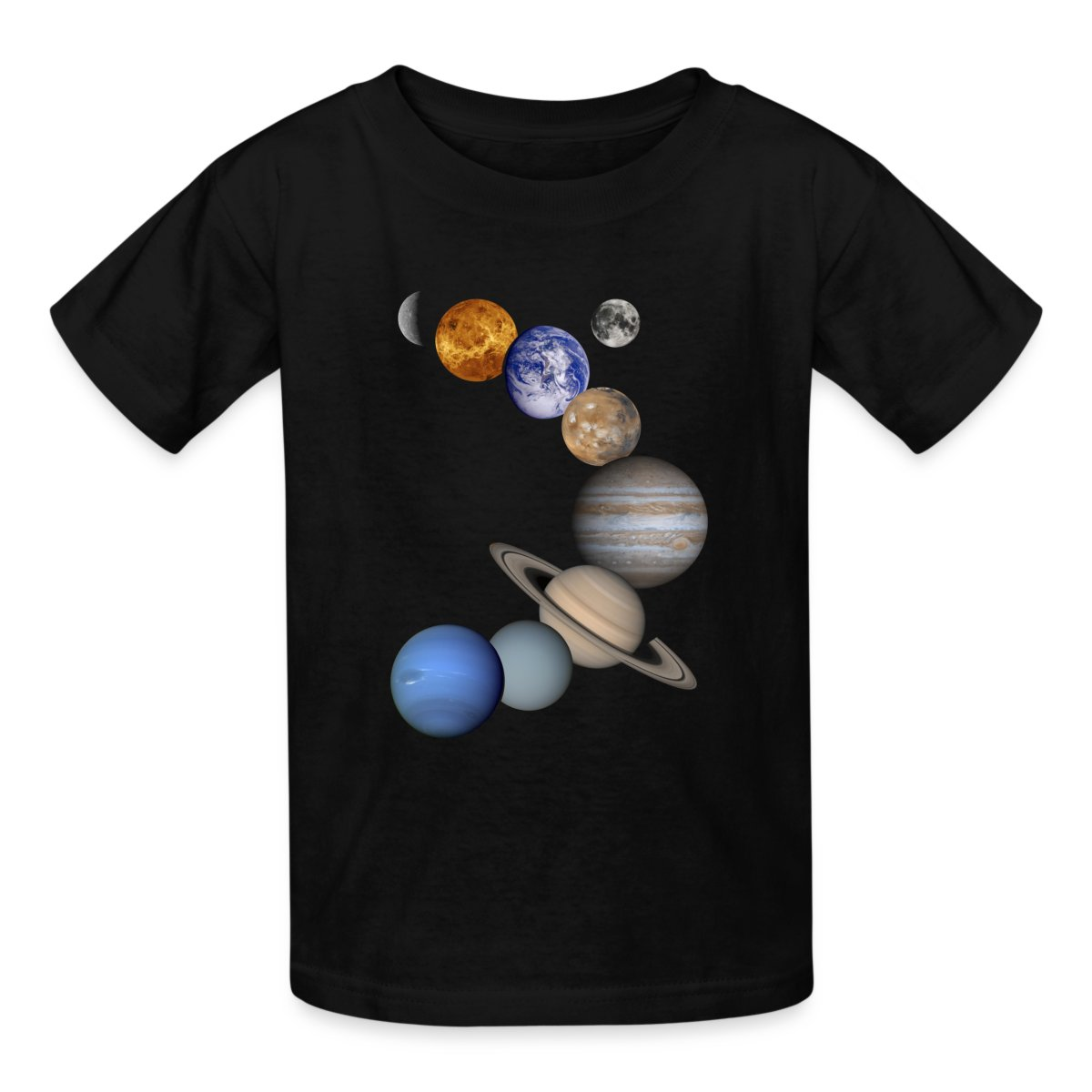 camp solar system t shirts - photo #13