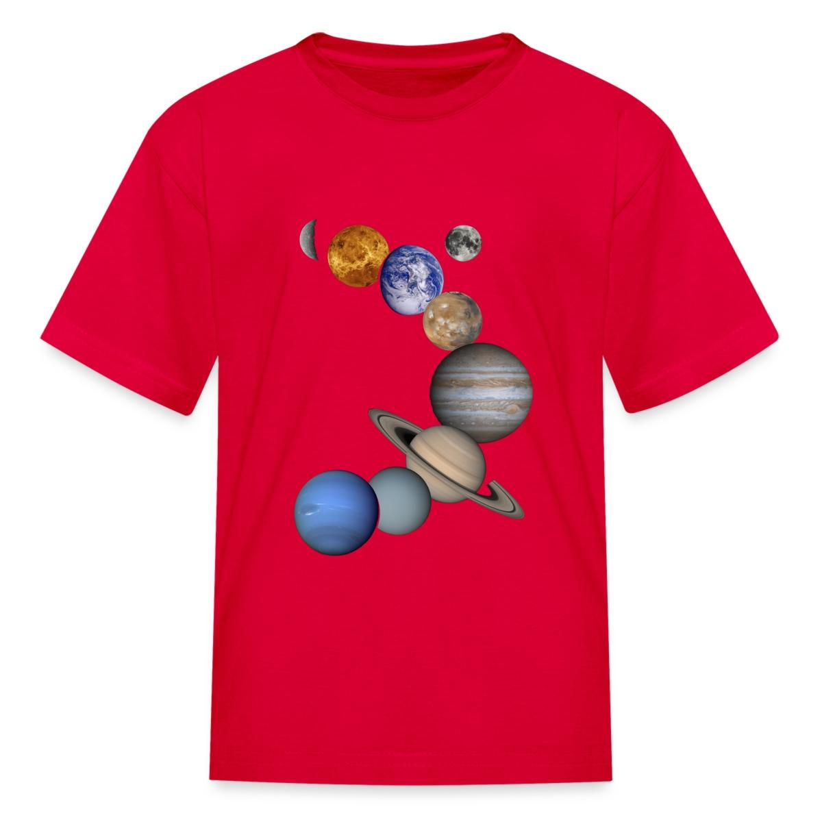 family t shirt solar system - photo #14