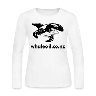 Long Sleeve Shirts ~ Women's Long Sleeve Jersey T-Shirt ~ Article 4707693