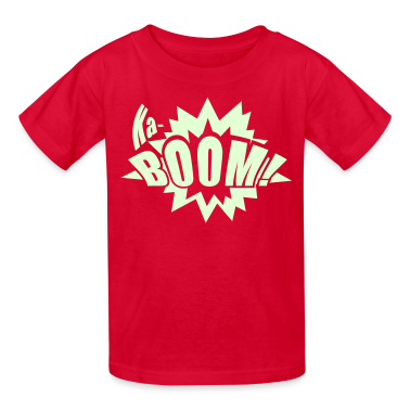 Ka-BOOM! GLOW IN THE DARK