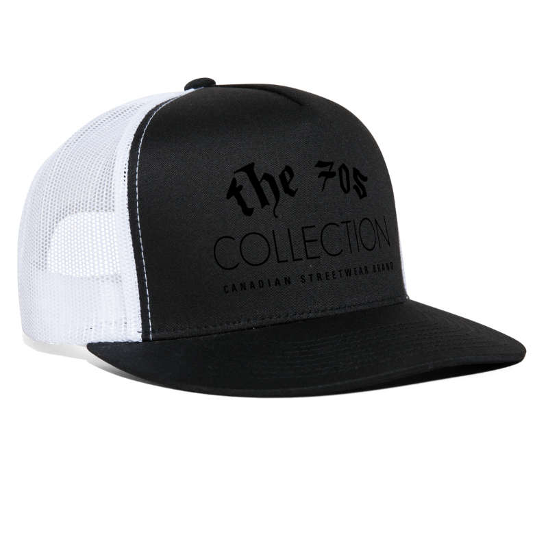 705 Arched - Trucker Cap