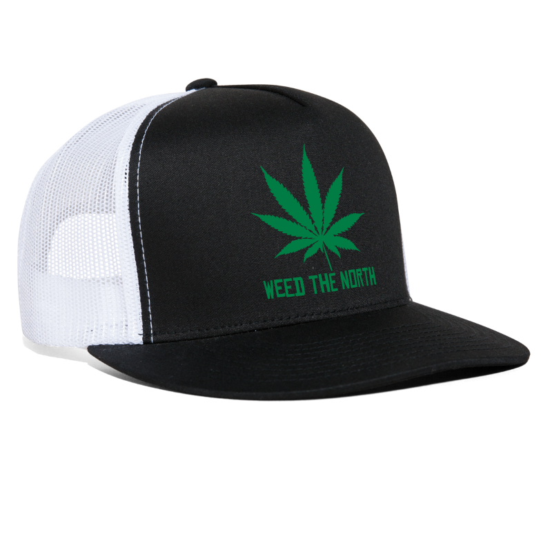 Weed The North - Trucker Cap