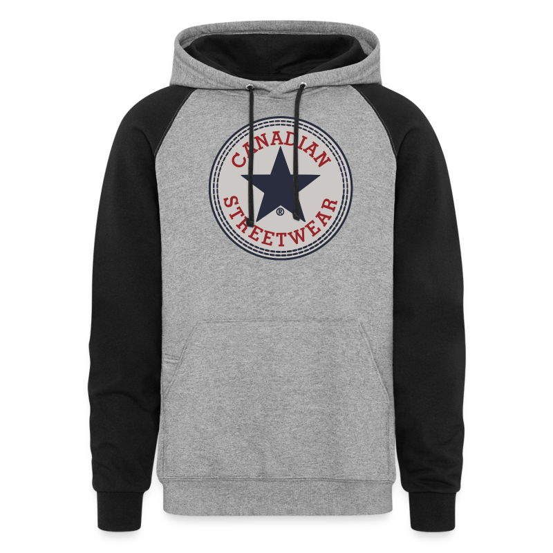 All-star - Colorblock Hoodie