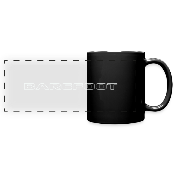 Barefoot Sound - Full Color Panoramic Mug