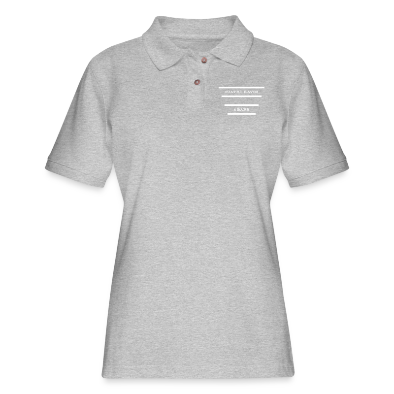 Proctor Trifecta - Women's Pique Polo Shirt